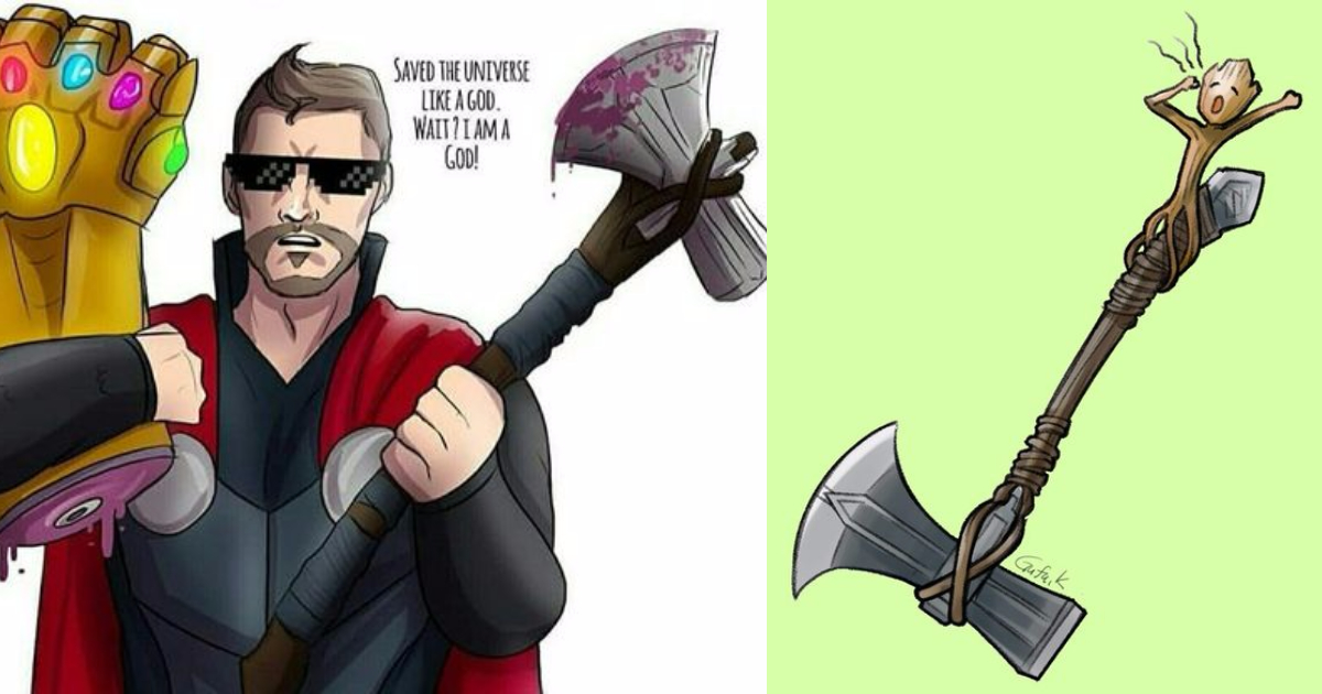 Photo of 27 Hilarious Thor Stormbreaker Memes That Only A True Fan Will Understand