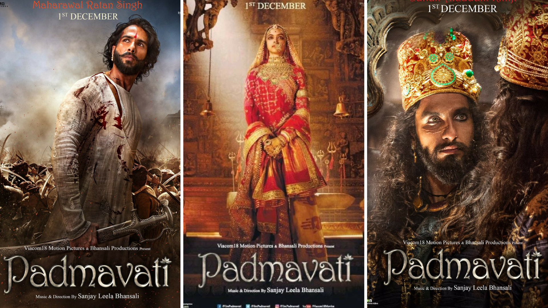 Padmavati Full Movie Watch On Youtube Quirkybyte