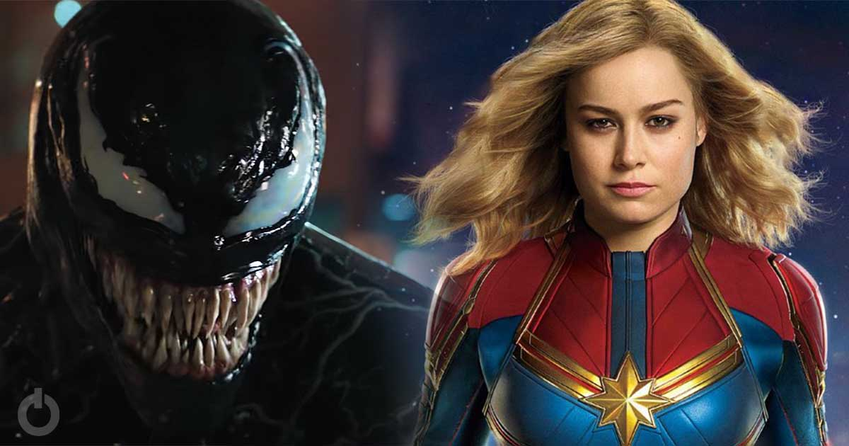 Photo of Captain Marvel vs Venom – Can the Binary Woman Smother The Alien Symbiote?