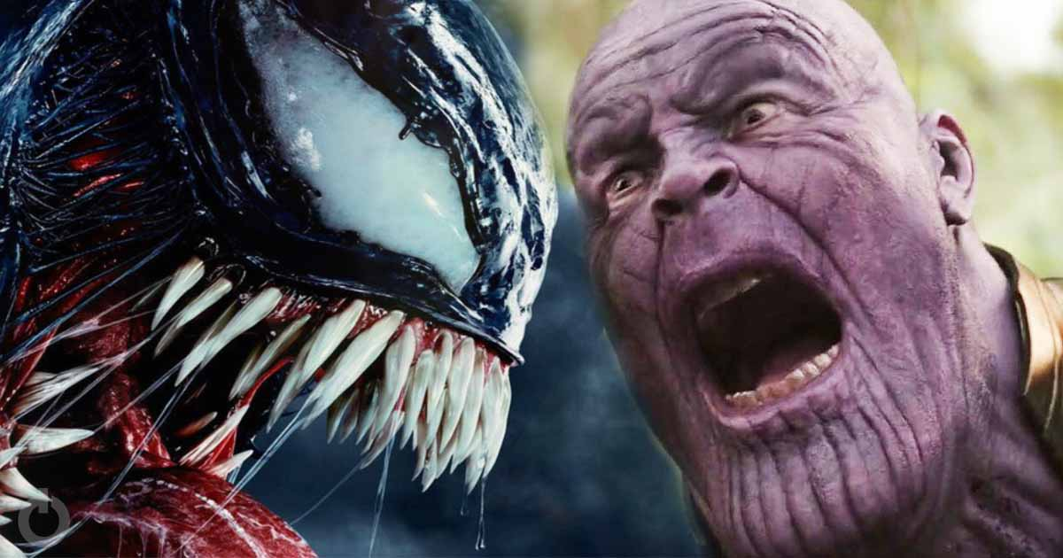 Photo of Venom vs Thanos: What happens When The Crazy Symbiote Takes on The Mad Titan?