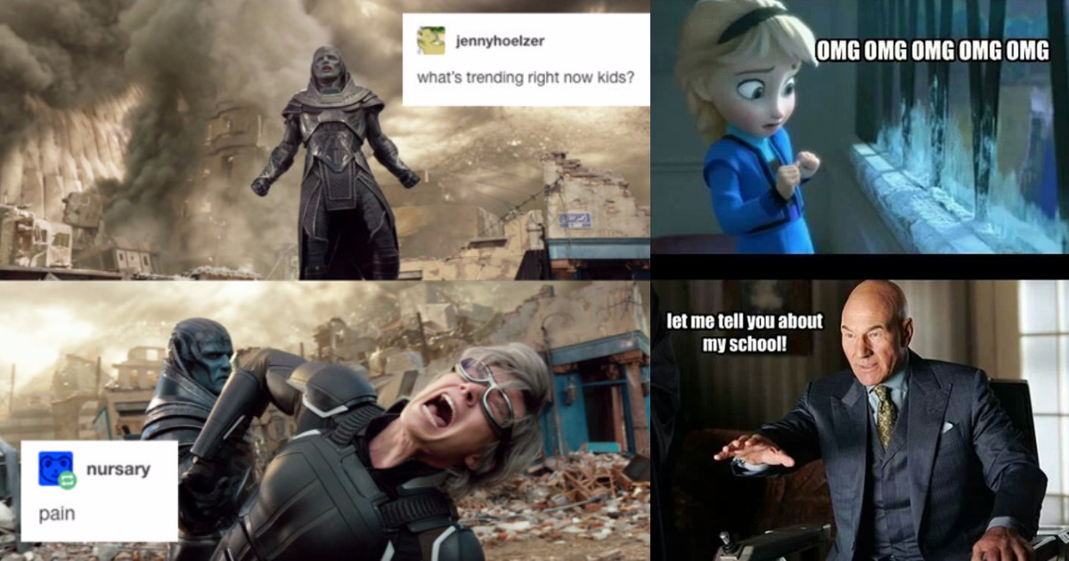 Photo of 27 Funniest X-Men Tumblr Posts That Only A True Fan Will Understand