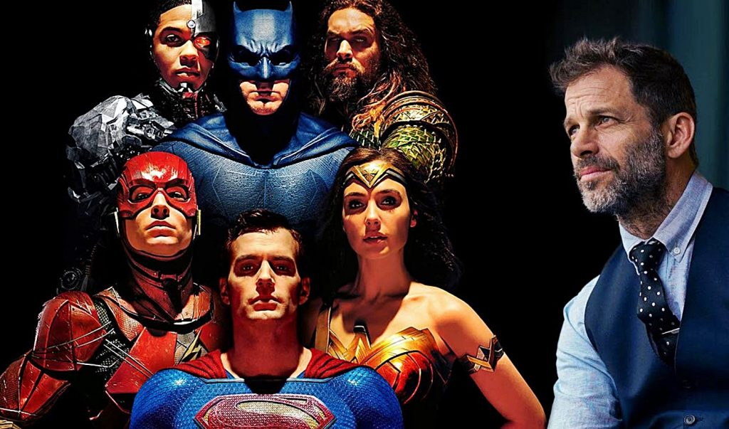Jason Momoa Teased the Release of Justice League