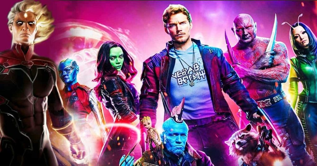Last Easter Egg of Guardians of the Galaxy Found