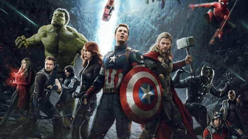 Avengers 4 Lego Toys