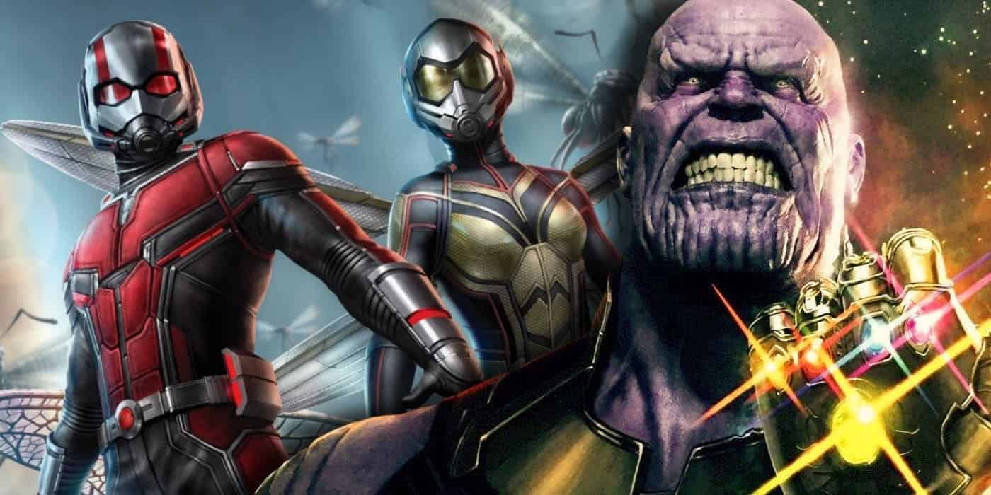 Photo of New Infinity War + Ant-Man 2 Fan Video Totally Redefines Thanos Snap