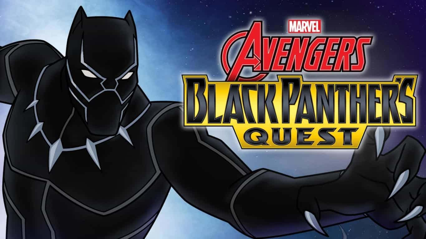 Mark Hamill Avengers Assemble: Black Panther's Quest