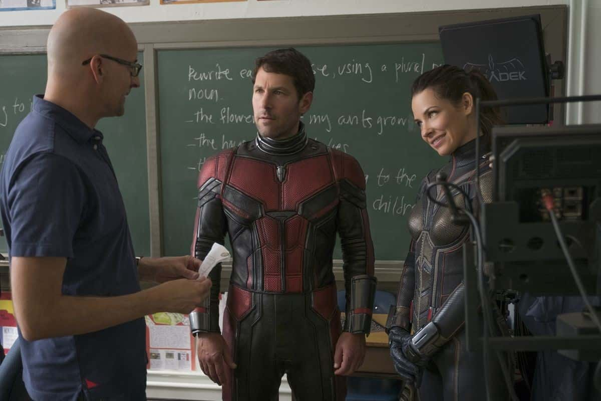 Photo of Ant-Man Director Didn't Rule Out The Return of This MCU Character