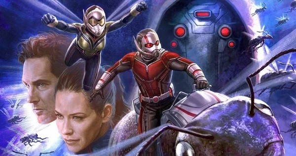 Ant-Man and the Wasp Director Quantum Realm