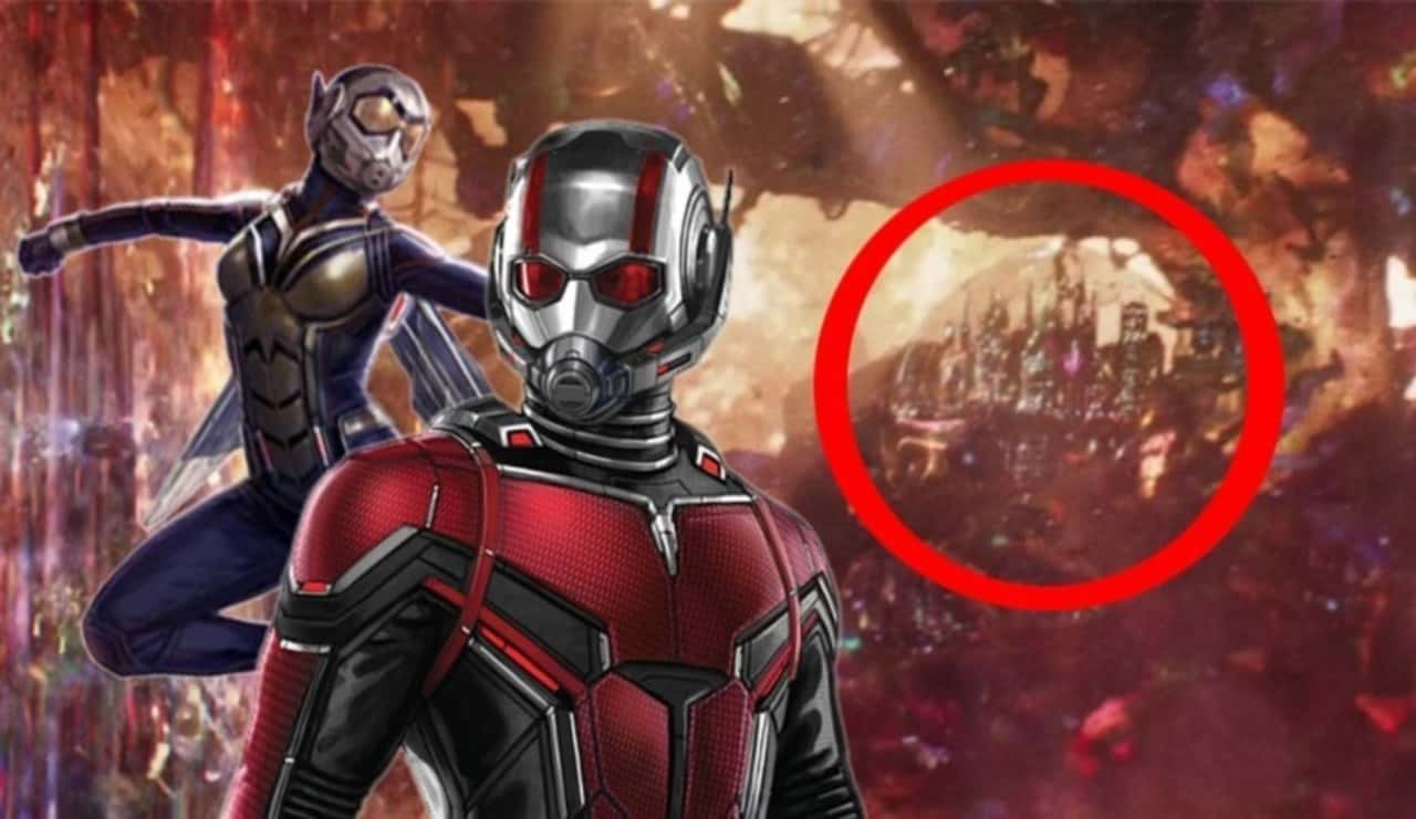 Photo of Ant-Man And The Wasp: An Entire Subatomic City Spotted in The Quantum Realm