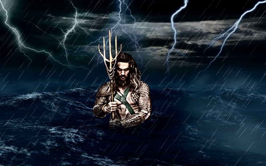 Aquaman Thanos
