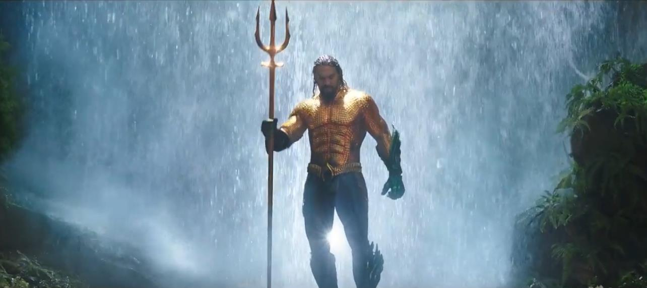 Aquaman vs Black Panther