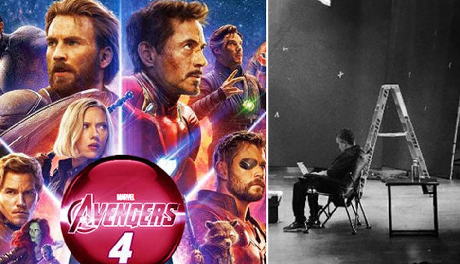 Photo of Did The Russo Brothers Hide an Avengers 4 Poster in The 'Look Hard' Photo?
