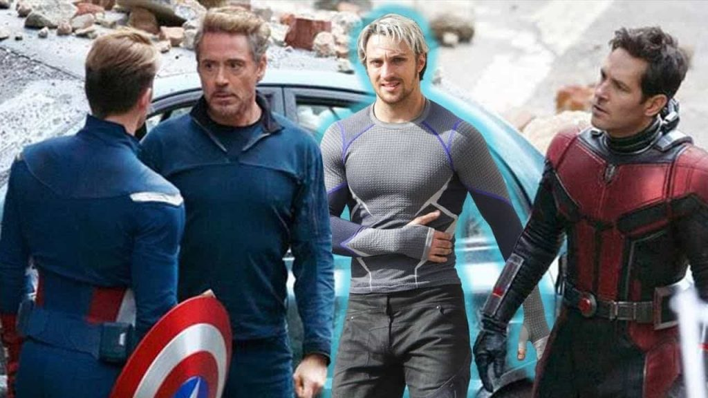 MCU Theory Quicksilver