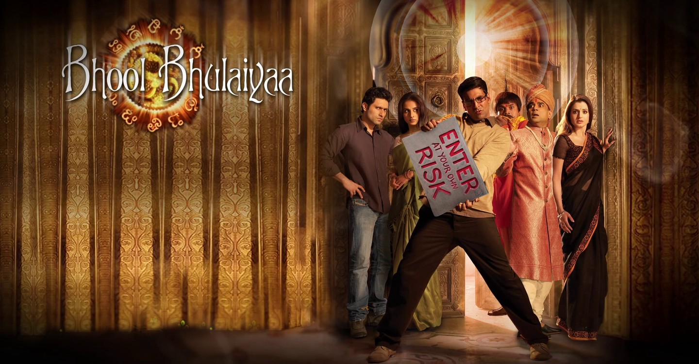 Bhool Bhulaiyaa Full Movie