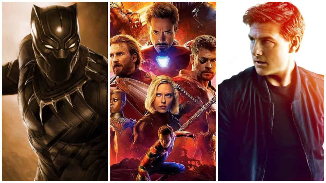 Highest Grossing Movies of 2018 Superhero Films