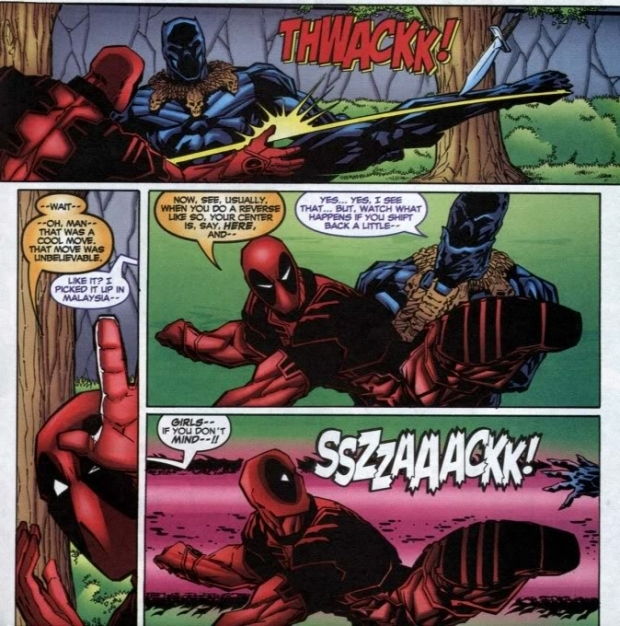 Deadpool Is The New Black Panther