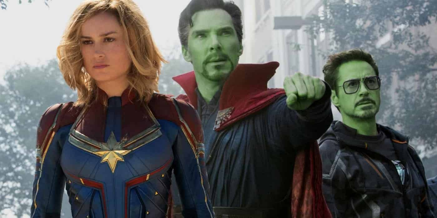 Captain Marvel Skrull MCU Theory