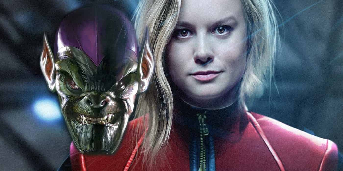 Photo of MCU Theory: The Skrull is None Other Than Captain Marvel Herself