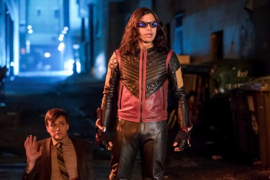 The Flash Season 5 Synopsis Flash Team Member