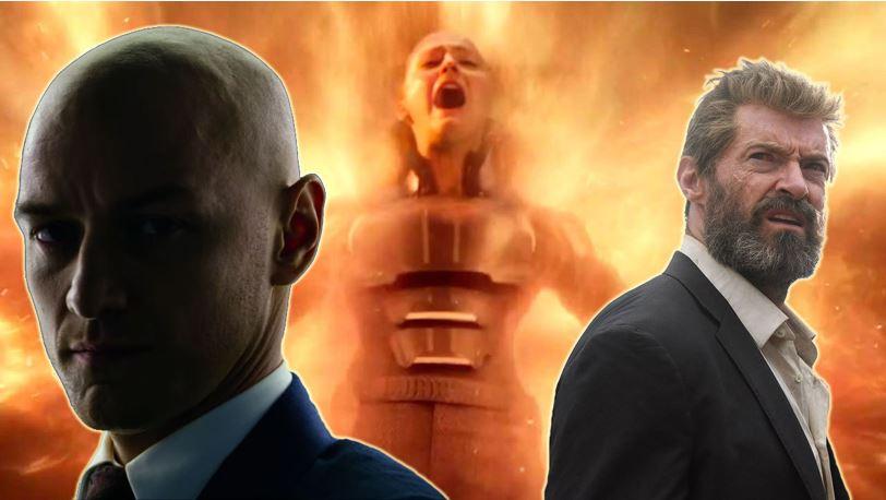 X-Men: Dark Phoenix Disney