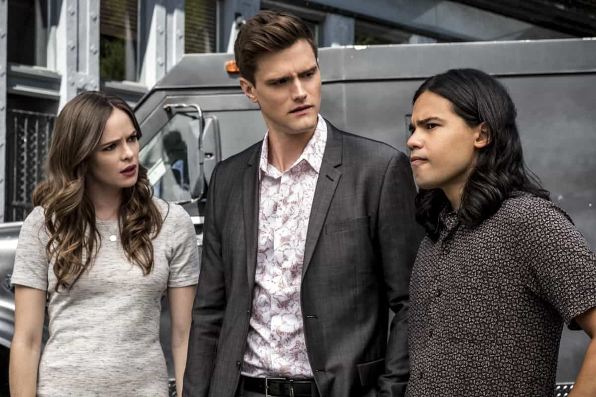 The Flash Killer Frost's Powers