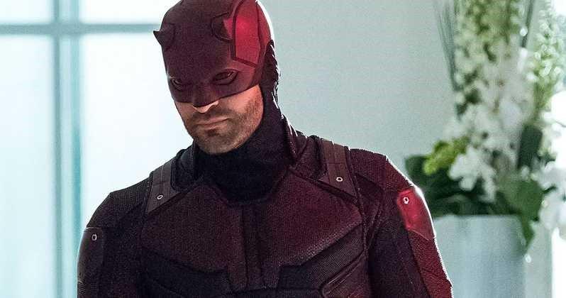 Daredevil Season 3 Wolverine MCU