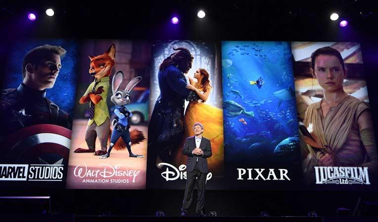 MCU Characters Disney+