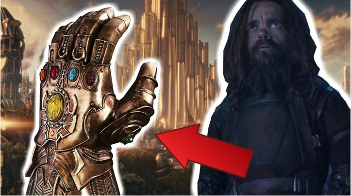 Avengers 4 Theory Eitri