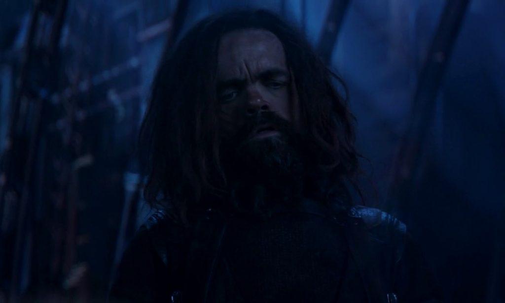 Avengers: Infinity War Eitri Infinity Gauntlet Stormbreaker
