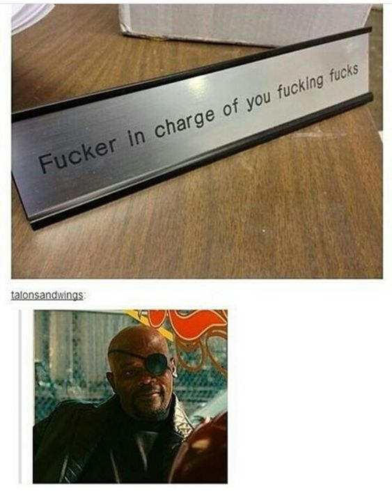 Nick Fury And The Avengers Memes