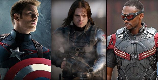 Captain America Sebastian Stan Marvel