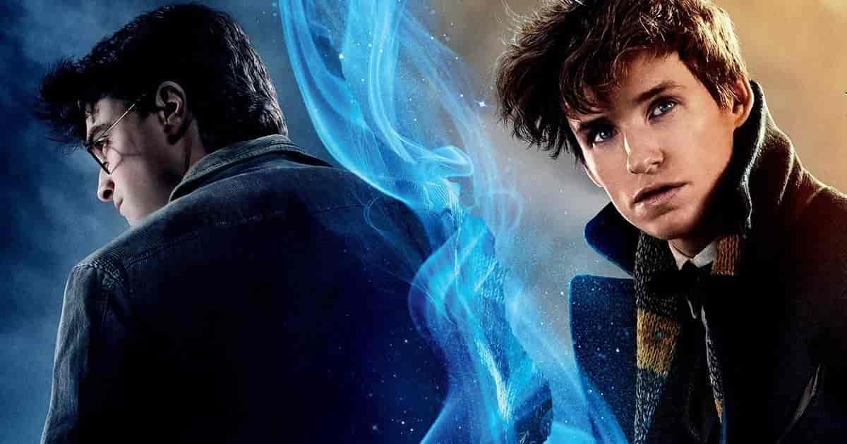 Fantastic Beasts Eddie Redmayne