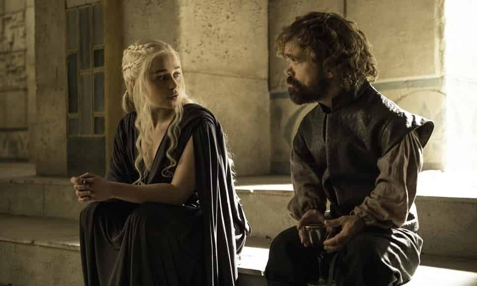 Photo of Game of Thrones Season 8 Theory Claims Tyrion Will Betray Daenerys