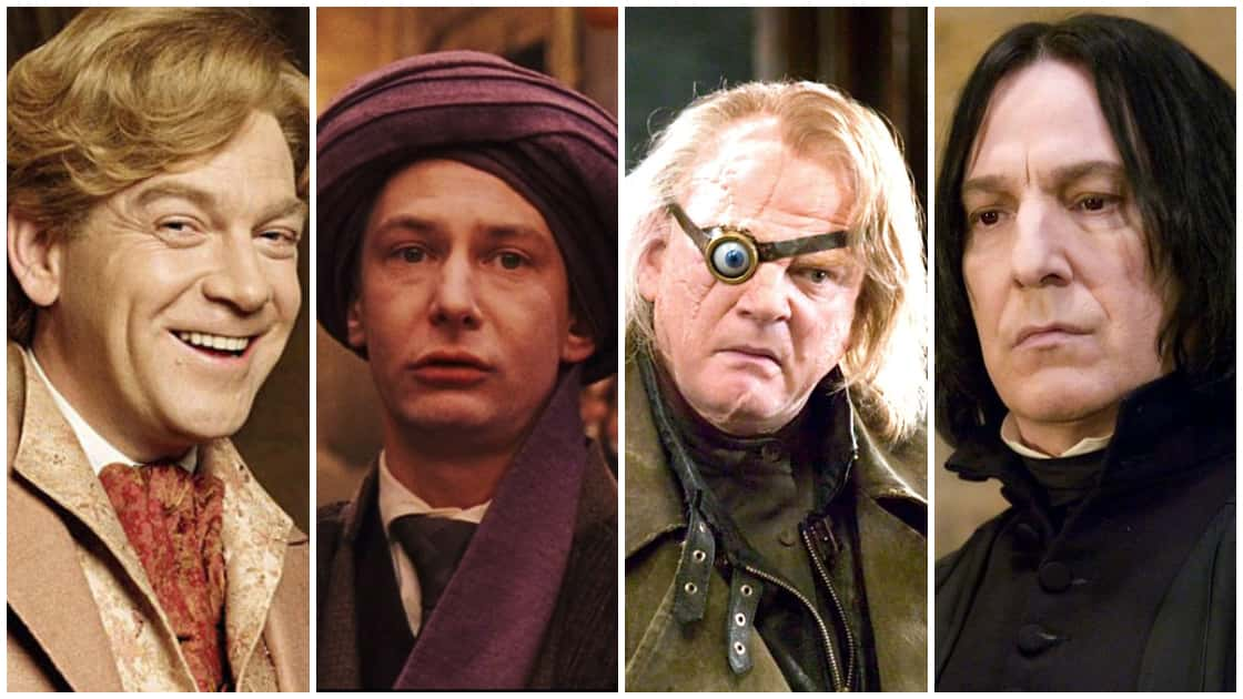 Ranking Defence Against The Dark Arts Teachers From Harry Potter
