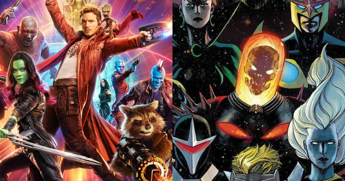 Photo of Marvel Comics Update: Behold The All New Guardians of The Galaxy Team