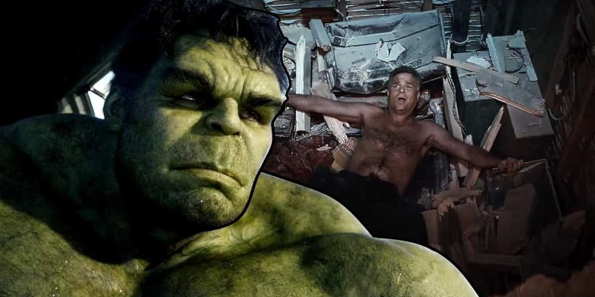 Photo of Mark Ruffalo Falls 15 Feet In A New Avengers: Infinity War Set Video