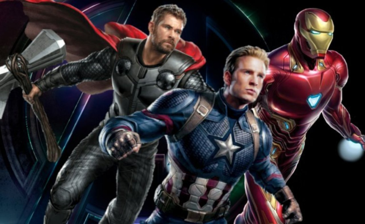 Avengers 4 Theory Captain Marvel