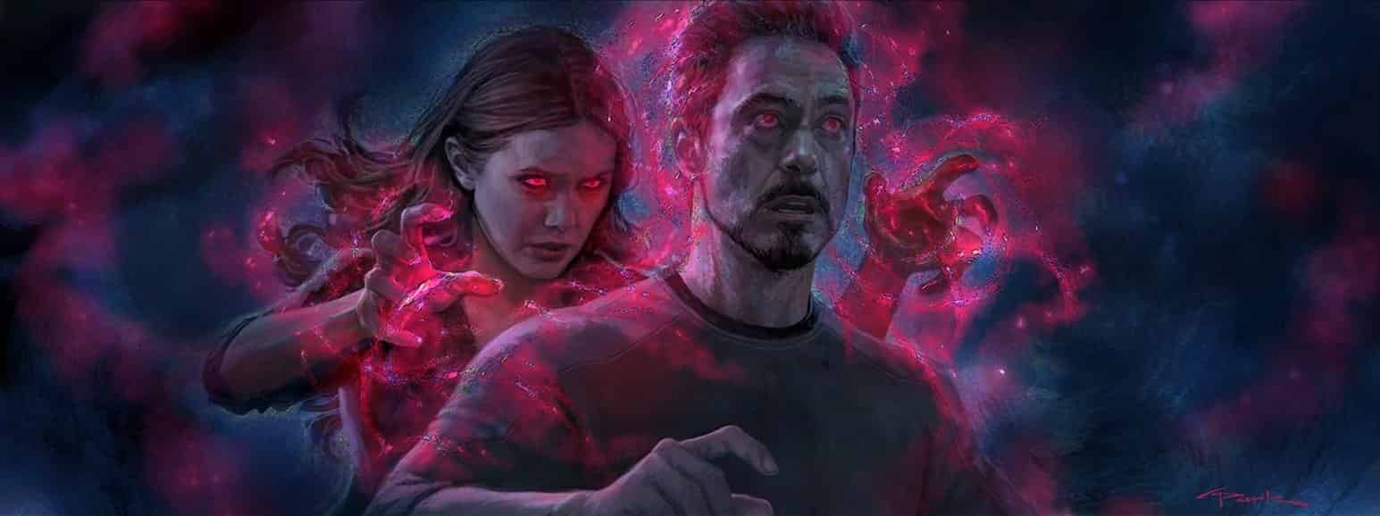 Tony Stark Avengers 4 Infinity War