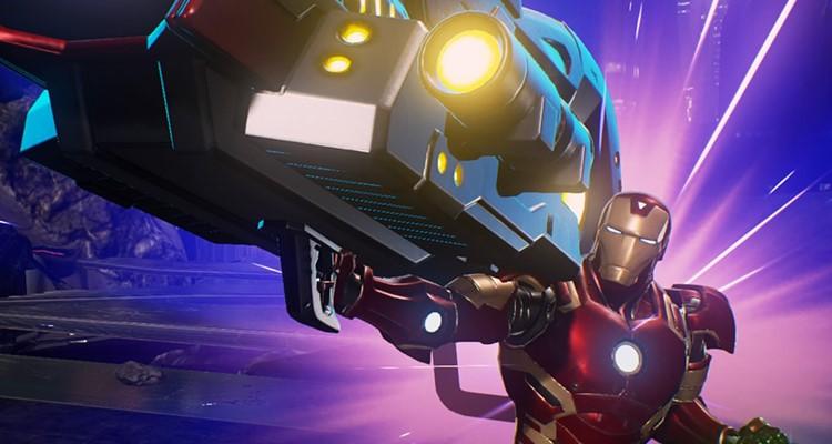 Avengers 4 Proton Cannon