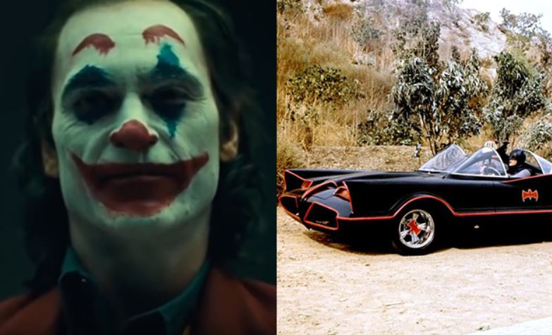 Photo of The Batmobile is Reportedly Spotted on The Sets of Joaquin Phoenix's Joker