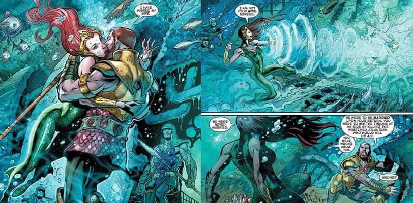 Aquaman Theories
