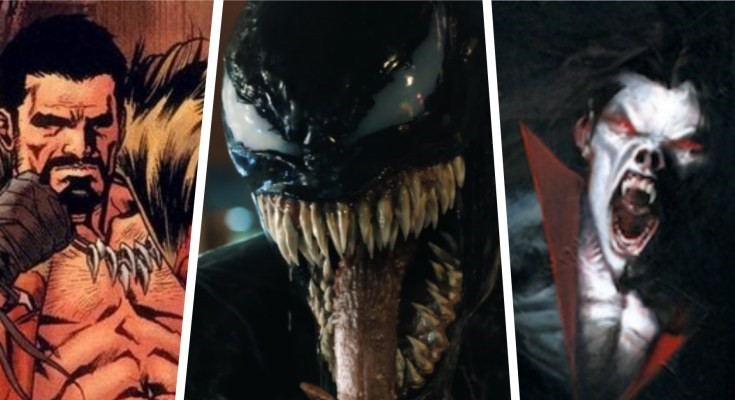Venom 2 Can Introduce Kraven