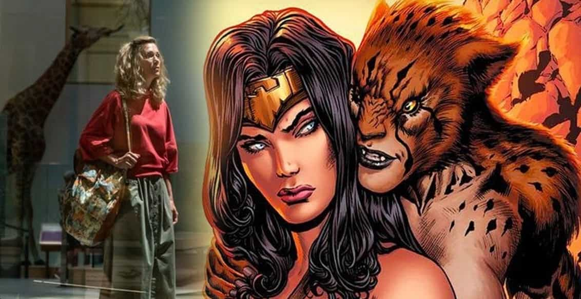Photo of New 'Wonder Woman 1984' Set Photos Show The Villain Cheetah in Action