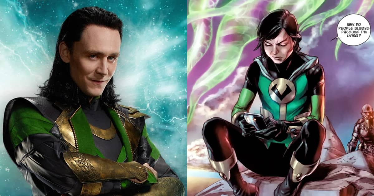 Photo of Marvel Comics Update: Here's Why Loki is Back From The Dead as a Kid!