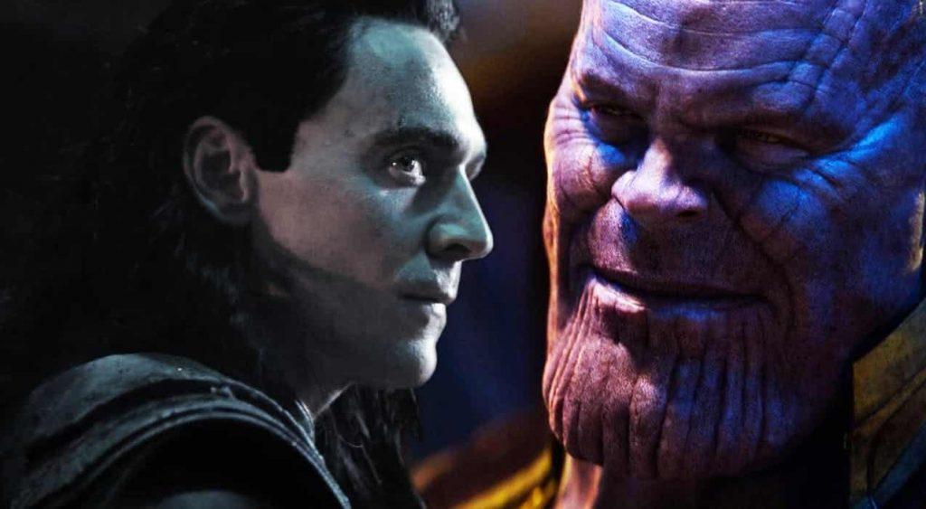 Avengers: Infinity War Thanos Loki