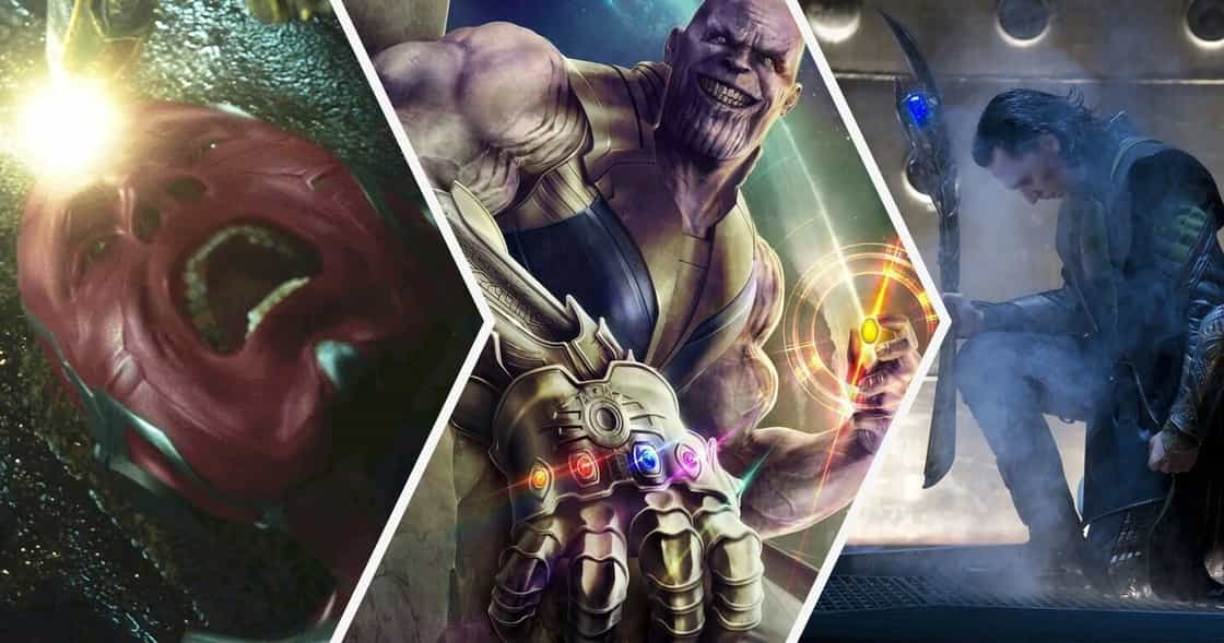 Avengers: Age of Ultron Thanos