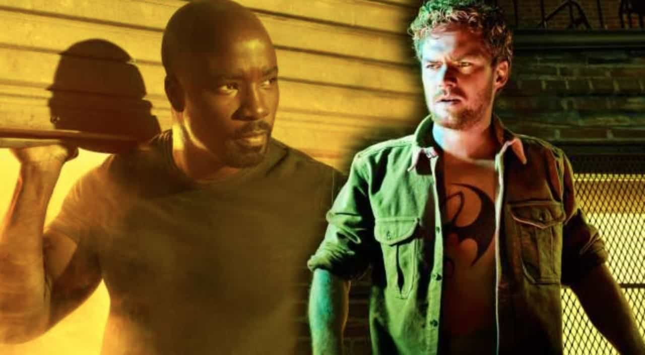 Heroes for Hire Luke Cage Iron Fist MCU