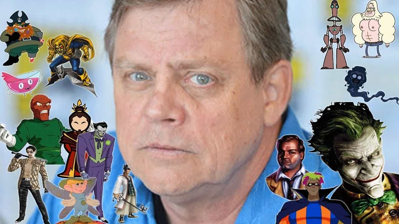 Mark Hamill Avengers: Black Panther's Quest