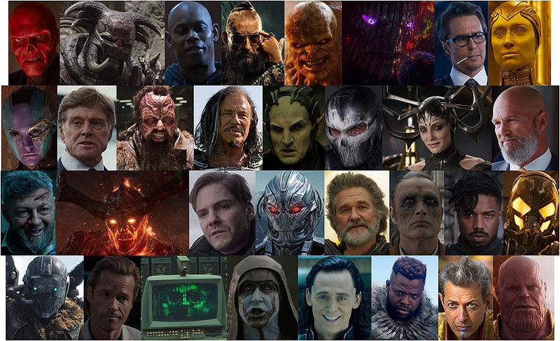 MCU Villains