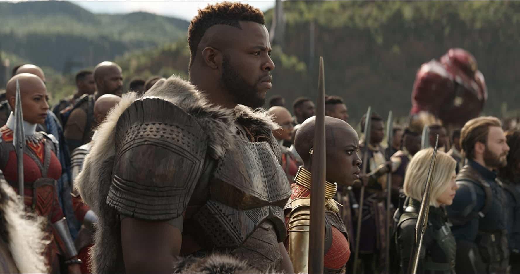 Avengers 4 Trailer King of Wakanda